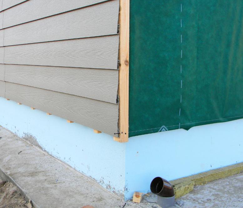foundation basement repair work